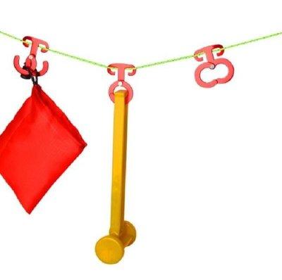 鋁合金快鉤【NT064】營繩掛鈎 快勾 露營必備 圓形自鎖扣晾衣繩扣自鎖掛鉤O型扣