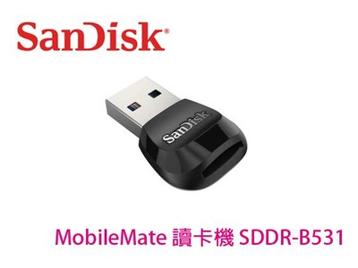 「Sorry」Sandisk MobileMate USB3.0 microSD TF 讀卡機 SDDR-B531