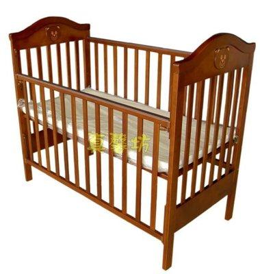 *真馨坊*Mother's Love 甜蜜熊日式組合嬰兒中床 / 嬰兒床 / 日式床+英文七件組