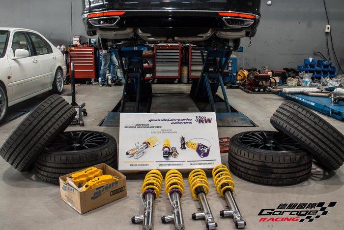 德朋國際 / KW  DDC ECU  電子阻尼懸吊避震器 Volkswagen Passat 380實裝