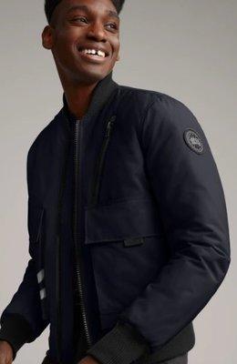 [預購] 美加空運 保證正品 Canada Goose kirkfield bomber jacket夾克 多色可選深藍