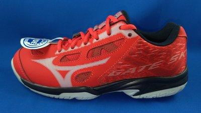 美津濃 MIZUNO 最新上市 排球鞋 羽球鞋 GATE SKY PLUS 型號 71GA204002 [151]