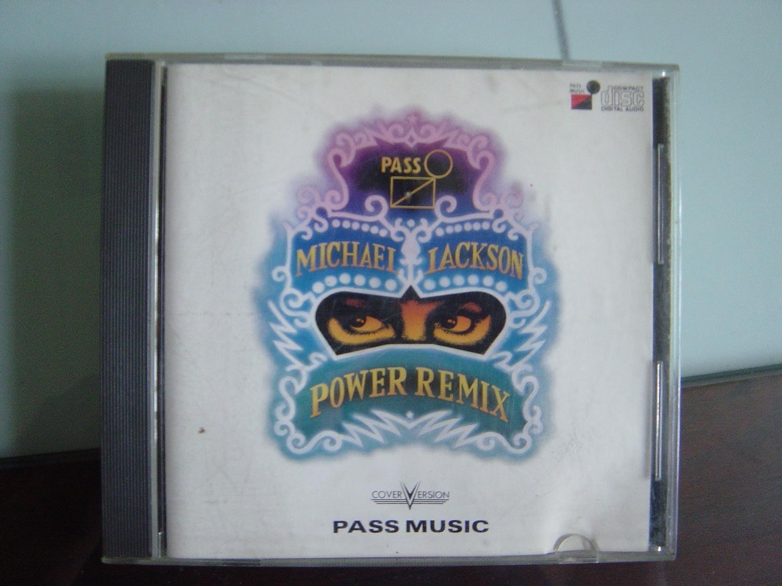 麥克傑克森Michael Jackson POWER REMIX