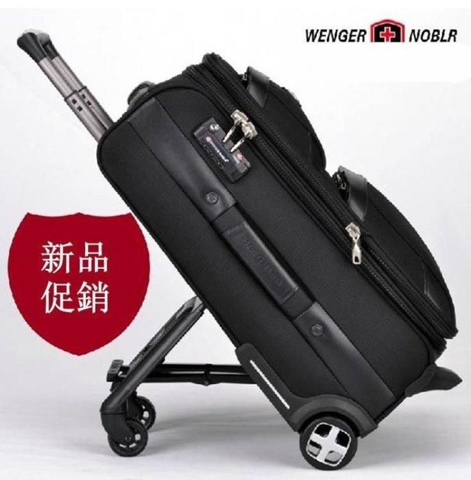 新品最新款瑞士軍刀高端拉桿箱飛機輪旅行箱海關鎖男女登機行李箱包