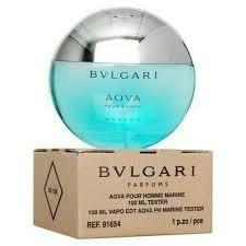 【美妝行】BVLGARI AQVA Marine 寶格麗 活力海洋能量 男性淡香水 100ML TESTER