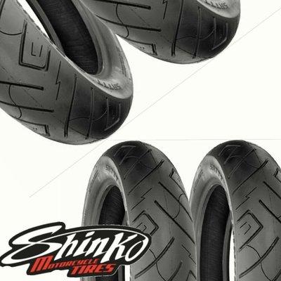 (輪胎王)日本SHINKO SR777 170/80-15  15吋大型街車休旅/運動胎