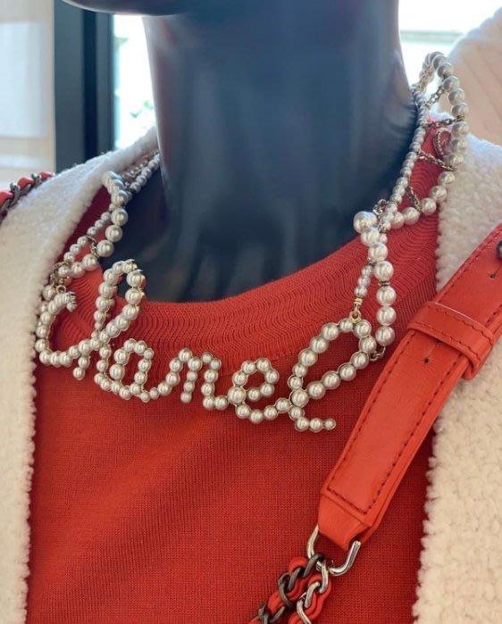 Chanel CHANEL Brooch 珍珠水晶別針(珍珠項鍊除外)