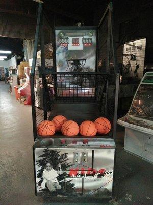 暑期同樂 運動類 街頭籃球 投籃機 打籃球 電玩機販售 出清 甜甜價 活動租賃 籃球機 陽昇電玩