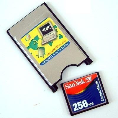 3C嚴選-CF 轉PCMCIA Adapter 轉接卡 相容多種CF介面卡 PCMCIA介面轉CF介面轉接卡