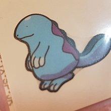 Pokemon 日本第一包特典 收藏貼紙 - 沼王