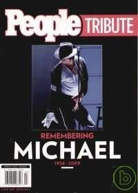 PEOPLE TRIBUTE 航空號, Michael Jackson 麥可傑克森  1958-2009 大特集,免運費