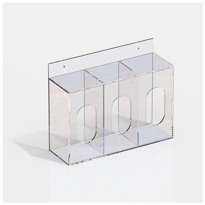 【好品質】整理箱收納盒一次性帽子口口罩帽子家用套盒透明盒子手家用乳膠