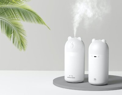 全新 韓國代購 OA X LINE FRIENDS Brown 熊大 LED 小夜燈 300ML 放濕器 加濕器 正品 預購(可旺角門市自取)預購貨品請先入數