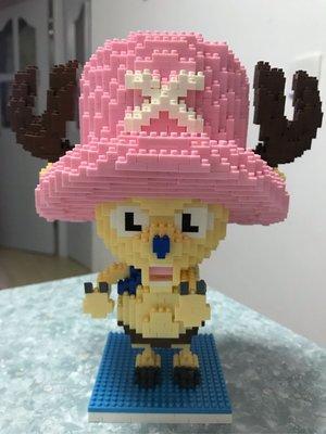 海賊王 喬巴Lego
