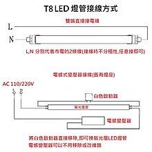 無藍光 超高亮 雙排燈珠 V型 4尺 T8 全鋁材燈管 40W亮度 196燈珠☆光屋☆LED 36W晶片 網路最亮
