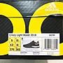 【免運實拍】adidas Crazy Light Boost 2018耐磨低筒籃球鞋 愛迪達黑色減震防滑男鞋B43799