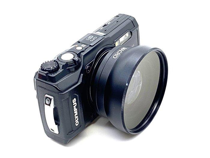 《現貨秒出》MASSA 58mm 0.45x 廣角鏡 近攝鏡 Macro 多層膜 鏡頭  LX3 Gx1 GF2 女朋友