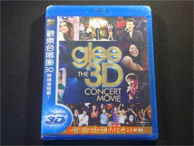 [3D藍光BD] - 歡樂合唱團 : 3D現場演唱會 Glee : The 3D Concert Movie (得利貨)