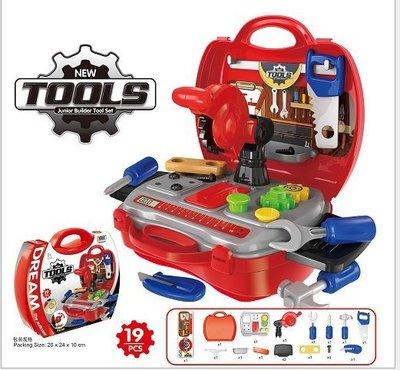 ❤️禮品苑❤️[現貨] 手提禮盒系列  仿真玩具手提箱 兒童工具箱  扮家家酒 兒童玩具 聖誕禮物 兒童送禮