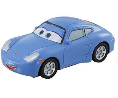 【簡單旅行屋 JP】現貨 日本 Disney 迪士尼 汽車總動員 莎莉 TOMICA 多美 小汽車 合金車