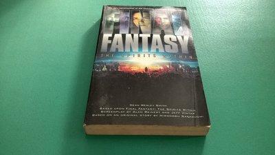大熊舊書坊-英文原文書 Final Fantasy The Spirits With  0743424190 -5*42