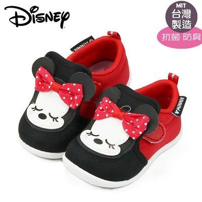 童鞋/迪士尼Disney可愛米妮學步鞋.寶寶鞋.紅13-16號(118002)
