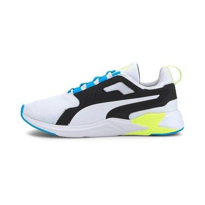 【E.P】PUMA DISPERSE XT 透氣 白黃藍 休閒鞋 運動鞋 男款 193728-03