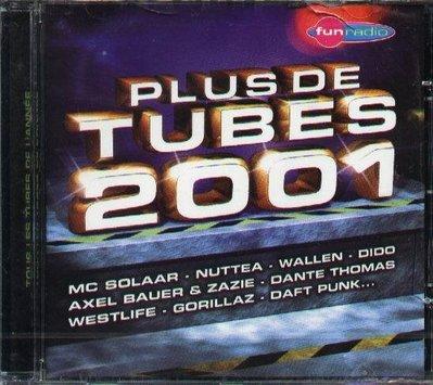 (甲上唱片) PLUS DE TUBES 2001- DAFT PUNK , MUTTEA..... - 歐版