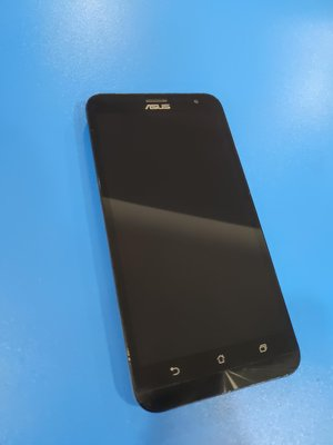 *二手商店*ASUS ZenFone2 Laser ZE550KL 2G/32G(4G雙卡 8核 5.5吋)