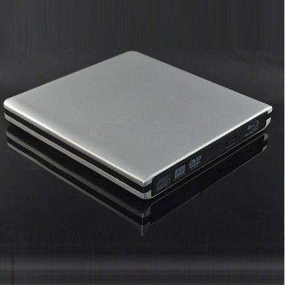 5Cgo【批發】含稅會員有優惠12702311345 藍光光碟機6X高速USB3.0外置藍光DVD刻錄機支持光雕全新機芯