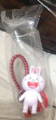 全新鈴鐺兔兔吊飾鑰匙圈