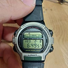 Casio fish in time FT-200中古