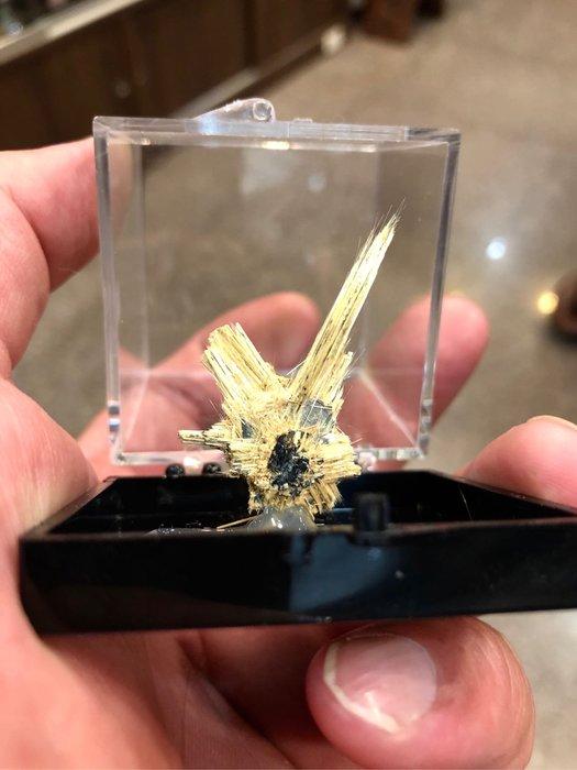 裸鈦😍😍 裸鈦一直是在歐美國家非常受歡迎的原礦 巴西才有的特殊原礦🔥 如果多了晶體包覆身價不凡💎