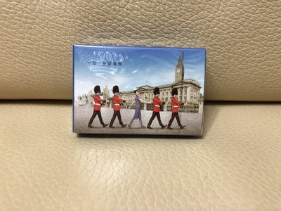 新款 華航 中華航空 CHINA AIRLINES 一站前進倫敦 飛機 紀念 撲克牌 收集 收藏