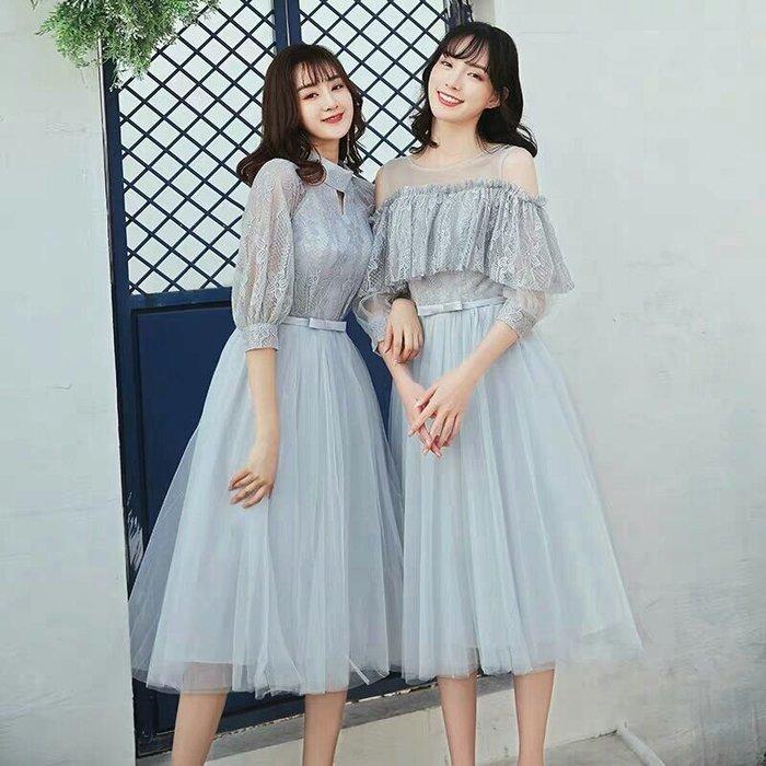 天使佳人婚紗禮服旗袍~~新款短版小禮服伴娘服
