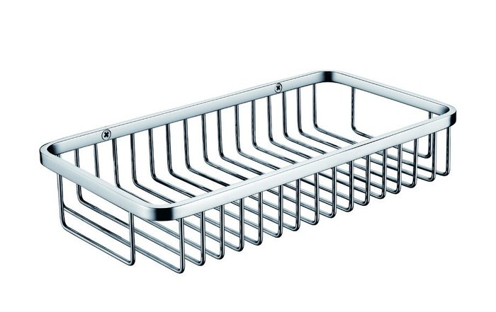 CHIC 304不鏽鋼置物架,方型置物架,網籃架