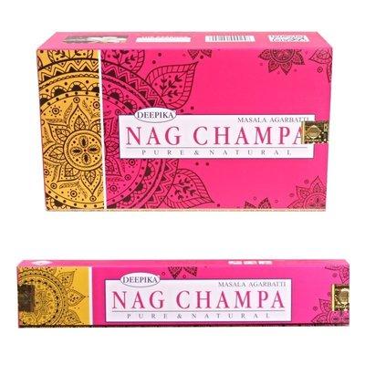[晴天舖] 印度線香 DEEPIKA NAG CHAMPA 黃金木  銷售日本 新品精緻上市!  手工製品