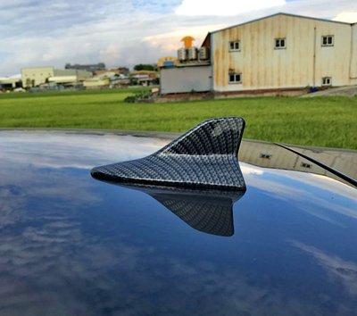 圓夢工廠 Toyota Altis 9代 10代 11代 2010~2018  鯊魚鰭 改裝 飾貼 鍍鉻銀 碳纖紋