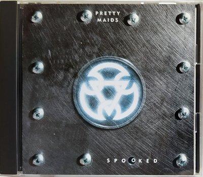 Pretty Maids - Spooked 二手日版