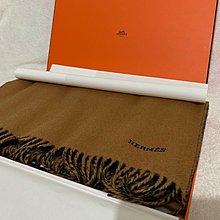 100%real & new Hermes 100% cashmere 頸巾 scarf (2019款)原價近$6,000
