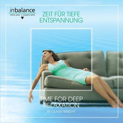 音樂居士*減壓 Oliver Wright - Time For Deep Relaxation*CD專輯