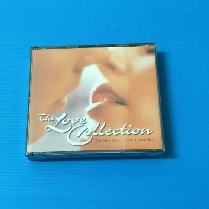 The Love Collection 永恆情歌 5CD