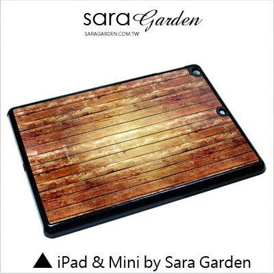 客製化 iPad Mini 1 2 3 4 iPad 5 6 Air 保護殼 木紋【N0222006】