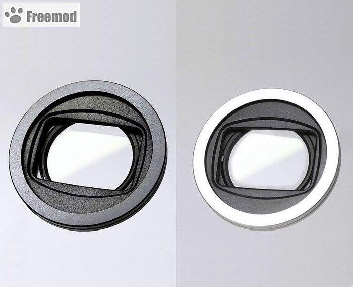 又敗家Freemod半自動鏡頭蓋X-CAP2含STC濾鏡43mm鏡頭蓋Canon EF-M 22mm STM Fujifilm XF 35mm 1:2 R WR