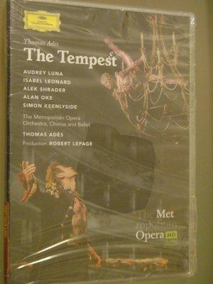 阿德斯:歌劇《暴風雨》紐約大都會歌劇院管弦樂團 (Thomas Ades : The Tempest)