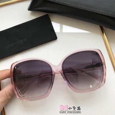 【小黛西歐美代購】2019年 YSL yves saint laurent 時尚飛行 太陽眼鏡 顏色4  歐洲代購