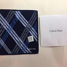 日本製Calvin Klein手巾(NAVY)