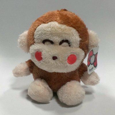 三立鷗正版 淘氣猴 長毛絨毛吊飾玩偶 娃娃