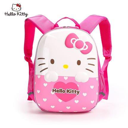 開學季~快樂上學趣㊣凱蒂貓背包/HELLO KITTY背包/兒童書包/女童背包/雙肩背包/卡通書包 /學齡前背包 預購款