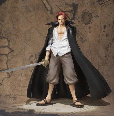 海賊王 航海王 Figuarts Zero 紅髮海賊團 船長 紅髮傑克